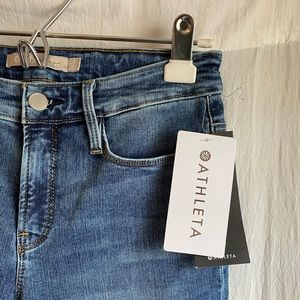 Medium wash Athleta Jeans